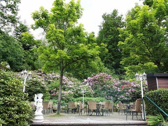 Waldcafé: Waldcafe Garden Terrace Restaurant