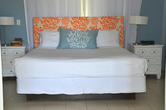 Beach House Turks & Caicos : comfortable beds