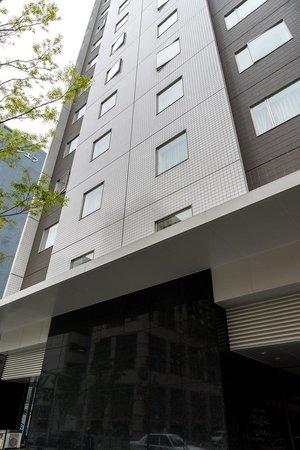 JR Kyushu Hotel Blossom Fukuoka: Hotel
