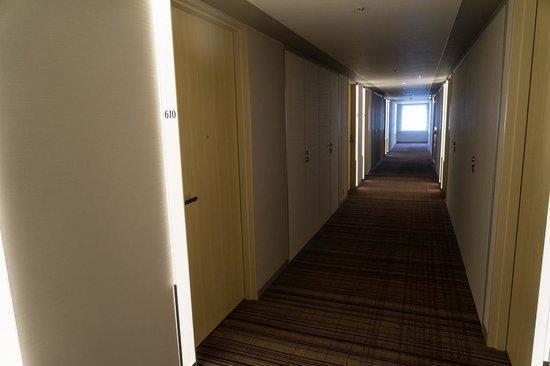 JR Kyushu Hotel Blossom Fukuoka: Room
