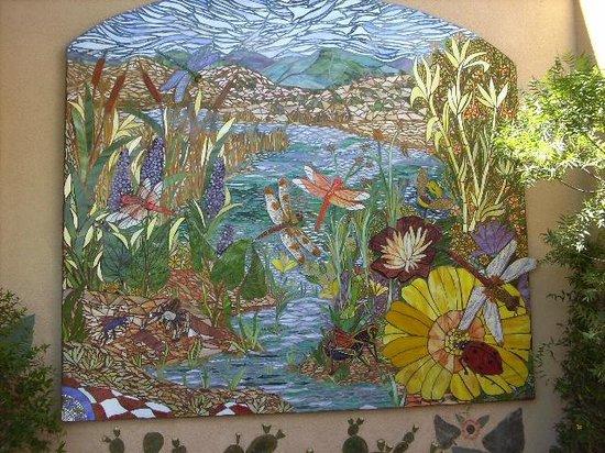 ABQ BioPark Zoo: Mural