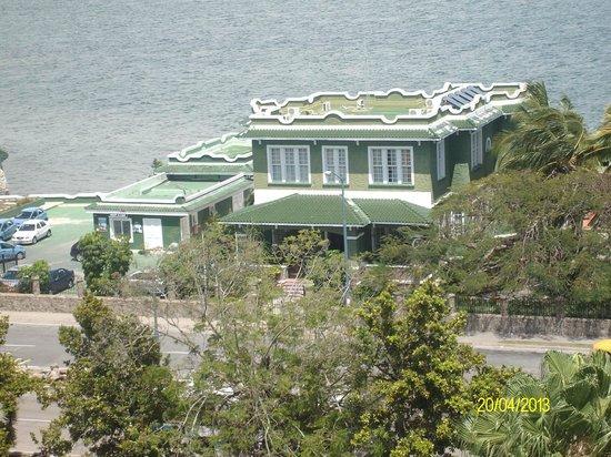 Hotel Jagua Managed by Melia Hotels International: Vista desde la habitacion