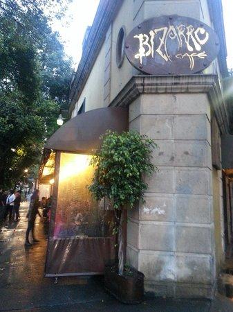 Cafe Bizarro-Roma
