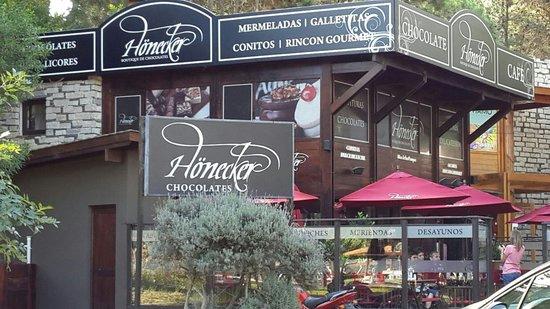 Honecker Chocolates