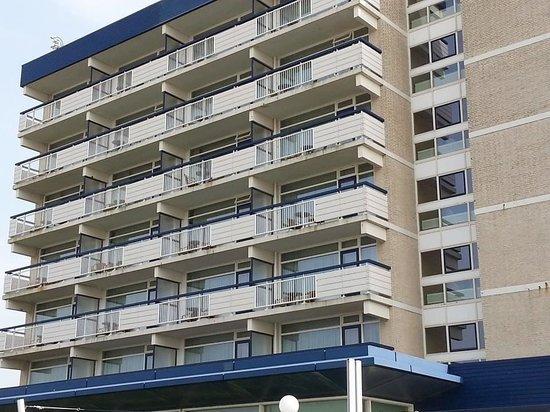 NH Atlantic Den Haag: The hotel!