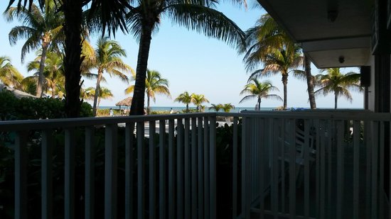 Waterside Inn on the Beach: The gulf view