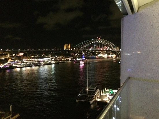 Pullman Quay Grand Sydney Harbour: Balcony