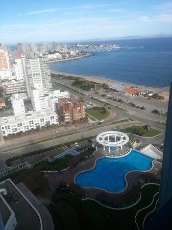 Conrad Punta del Este Resort & Casino: vista do quarto