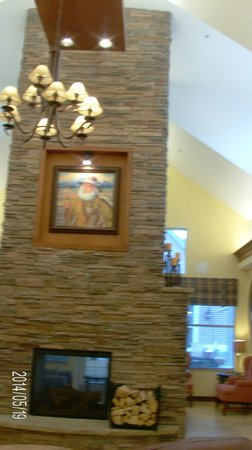 Residence Inn Billings: Reception