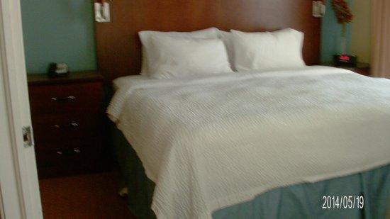 Residence Inn Billings: Bedroom