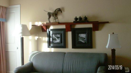 Residence Inn by Marriott Billings: Living area
