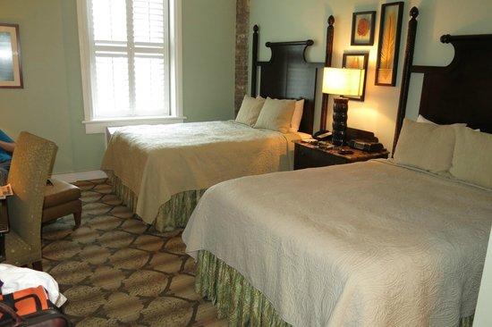 Andrew Pinckney Inn: Double room