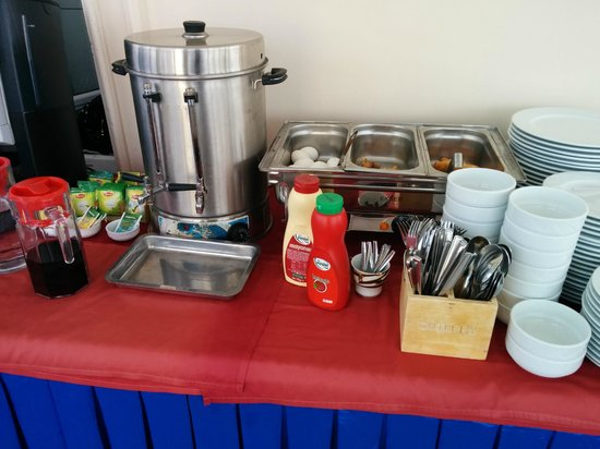Sultanahmet Cesme Hotel: Breakfast 3
