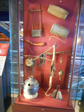 International Slavery Museum: African tools and equipment