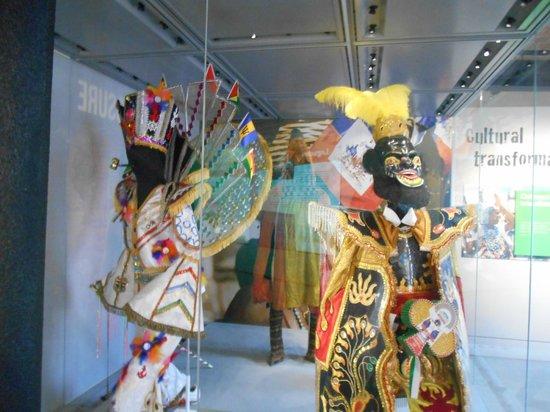 International Slavery Museum: African Masks