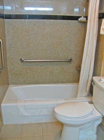 Comfort Inn & Suites San Francisco  Airport North: Bathroom