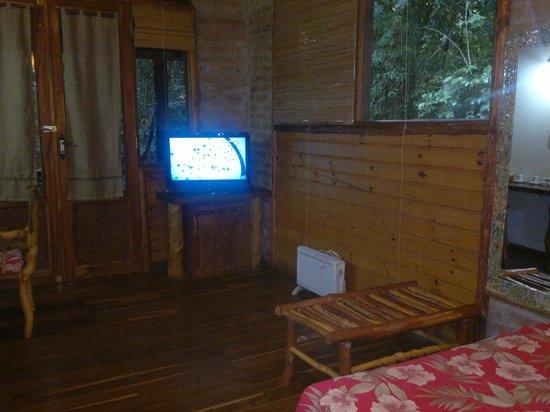La Aldea de la Selva Lodge: habitacion