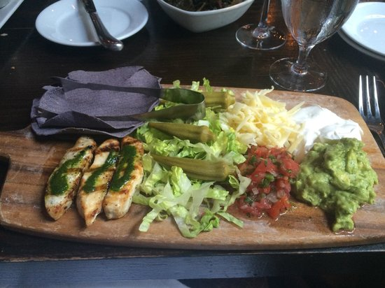 The Olde Pink House : Gluten Free Fish Tacos