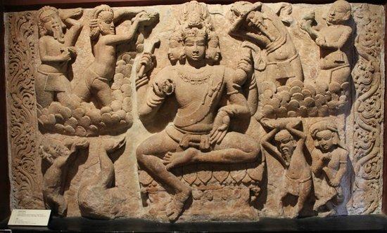 Chhatrapati Shivaji Maharaj Vastu Sangrahalaya: Lord Brahma