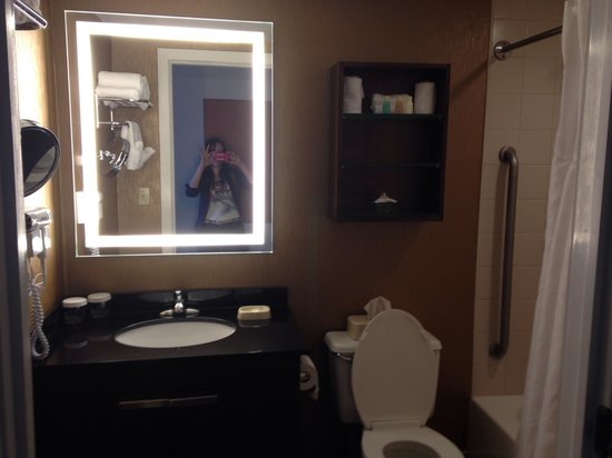 Flagship Resort : Bathroom