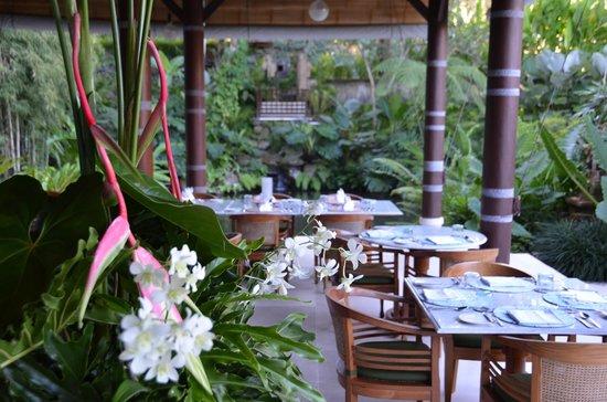 Uma by COMO, Ubud: Restaurant