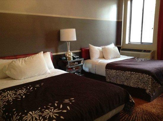 Hotel Vetiver: chambre