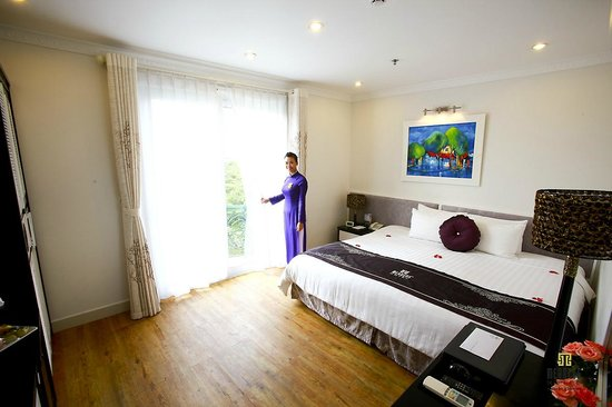 Hanoi Meracus Hotel 1: Deluxe Room