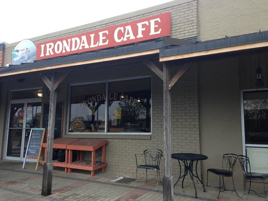 Irondale Cafe Incorporated: The Irondale Cafe