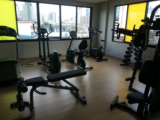 iSanook Residence: Gym room