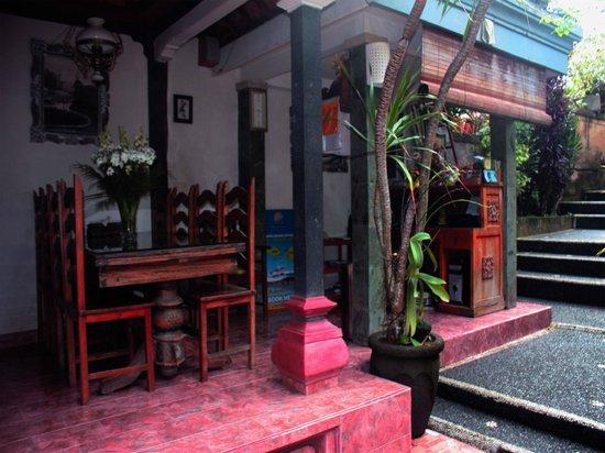 Teba House Ubud Guest House : Lobby