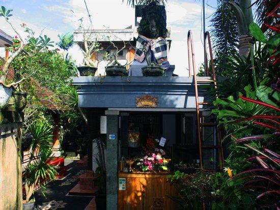 Teba House Ubud Guest House : Reception