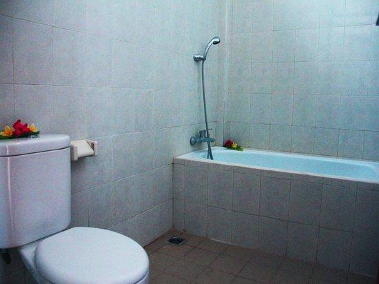 Teba House Ubud Guest House : Bathroom