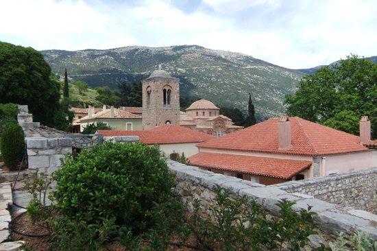George's Taxi: Osios Loukas Monastery, Greece