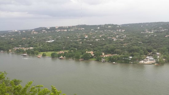 Mount Bonnell: The view