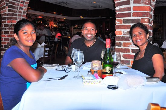 Columbia Restaurant: The 3 of us