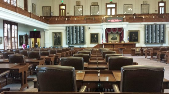 Texas State Capitol : nice interior
