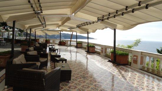 Hotel La Residenza: la vista...