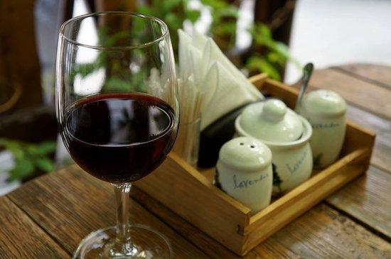 Senoji Trobele : Blackberry wine