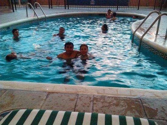 Holiday Inn Express Guanajuato : Excelente Alberca