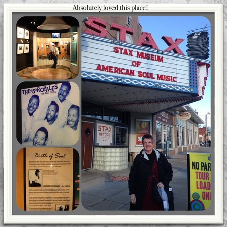 Stax Museum of American Soul Music: Stax! History! Music!