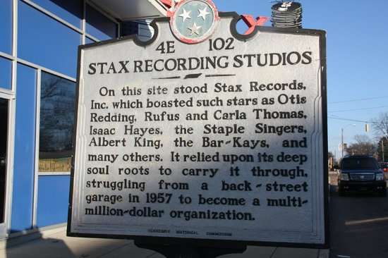 Stax Museum of American Soul Music: Visit here. Now.