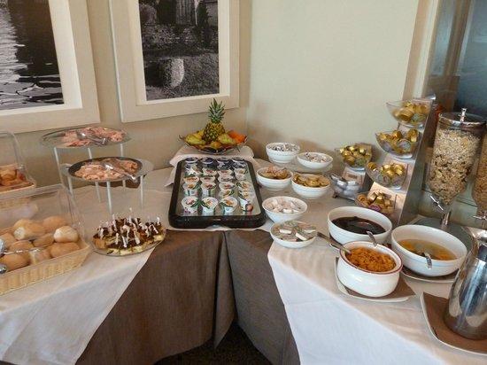 Hotel Silvio: breakfast