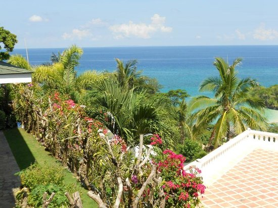 Alargo Villa Residence: view from terrace