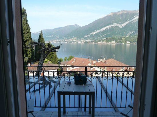 Hotel Silvio: view from room 4