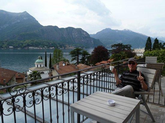 Hotel Silvio : balcony room 4