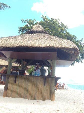 Hilton Mauritius Resort & Spa: FRESH DRINKS HUT