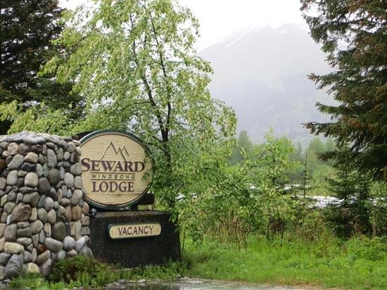 Seward Windsong Lodge: a nice lodge to stay at