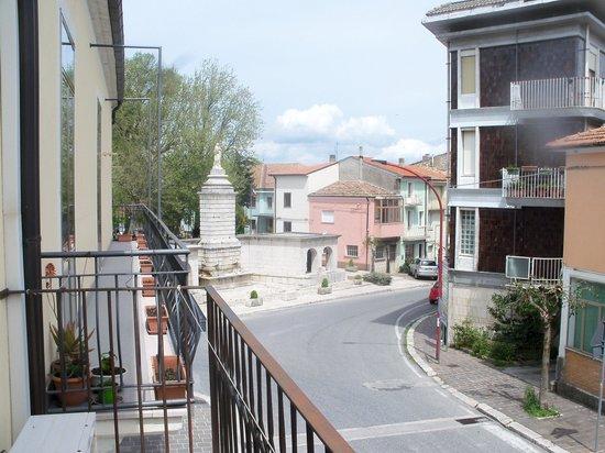 La Taverna Impresa Turistica di Antonio Colarusso: View from the balcony