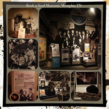 Memphis Rock 'n' Soul Museum : Fascinating!