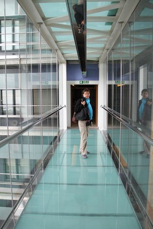 Barcelona Princess: Galeries de passage entre blocs de l'hôtel